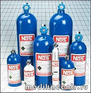 Закись азота в медицине