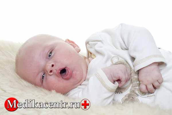 Одышка у ребенка