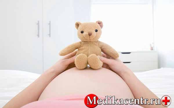 Беременность после сорока