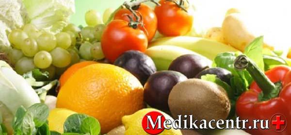 Каким должно быть питание во время лечения
