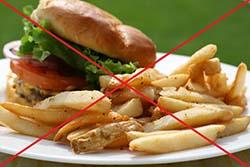 Чего нельзя есть во время диеты