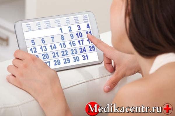Аменорея, причины, симптомы и лечение