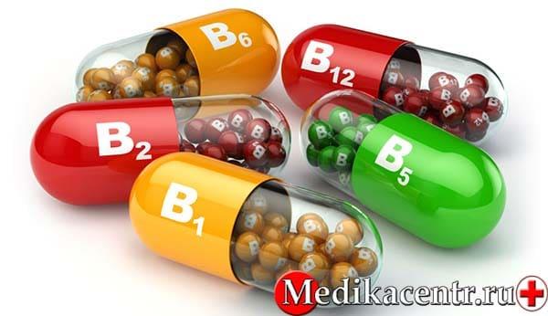 Комплекс витаминов как средство восстановления организма