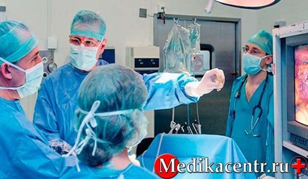 Что происходит во время операции
