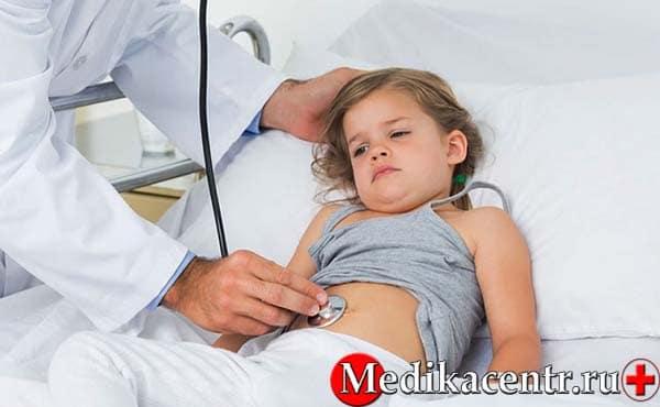 Симптомы острой ротавирусной инфекции