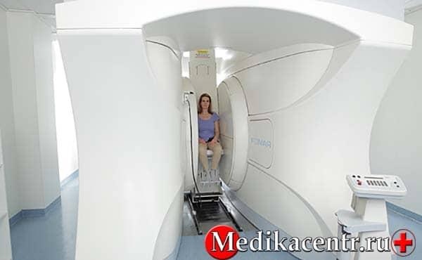 Вертикальный МРТ