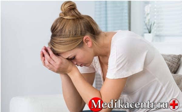 Какие признаки указывают на внематочную беременность