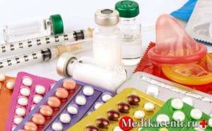Контрацепция - комплекс методов по предотвращению беременности