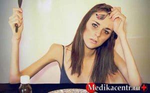 Нервная анорексия и ее стадии